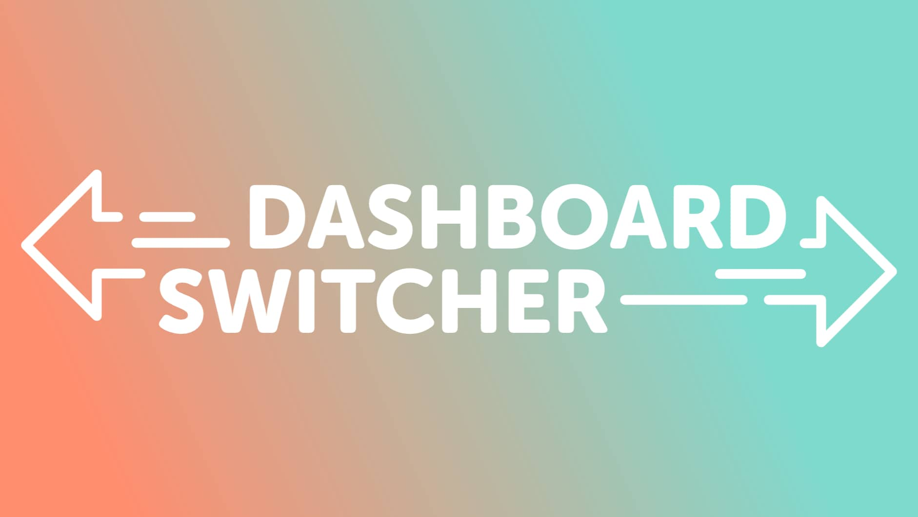 Dashboard Switcher. Change your Wordpress Welcome Screen into anything.
